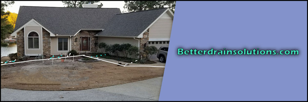Betterdrainsolutions.com is your Drainage Problem Solution in Durham, NC