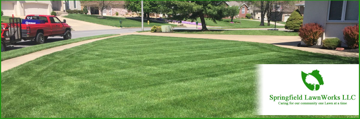 Springfield LawnWorks LLC Does Lawn Care in Springfield, MO