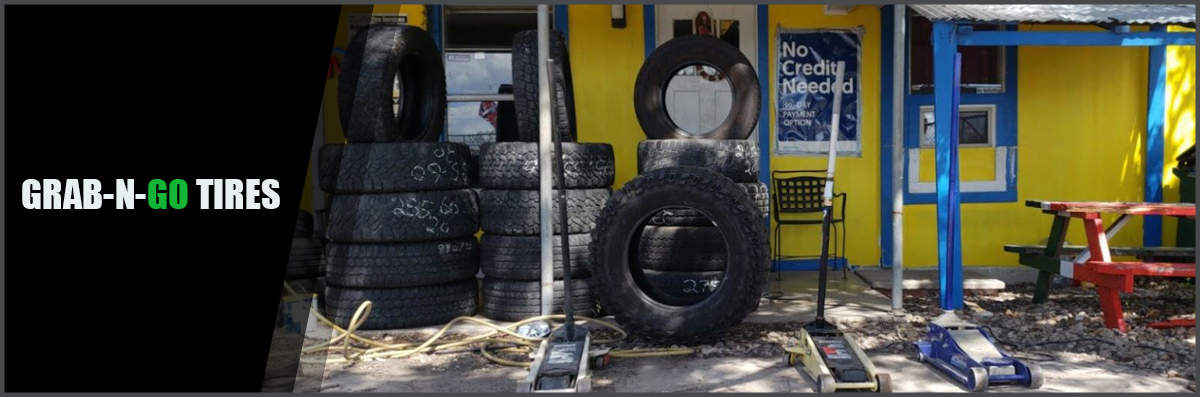 Grab & Go Tires is a Tire Shop in Pflugerville, TX