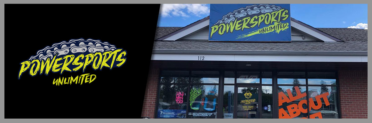 Powersports Unlimited is a Dirt Bike Shop in Post Falls, ID