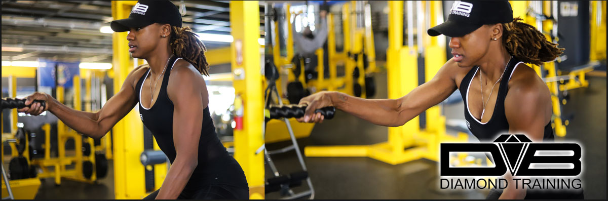 Diamond Training Is A Gym In Fayetteville Ar