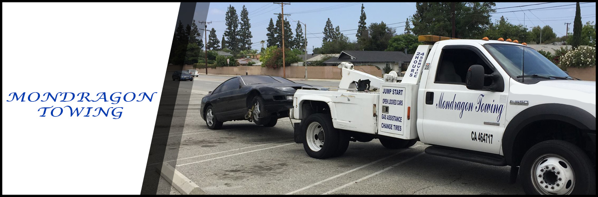 Mondragon Towing is a Towing Company in Lakewood, CA