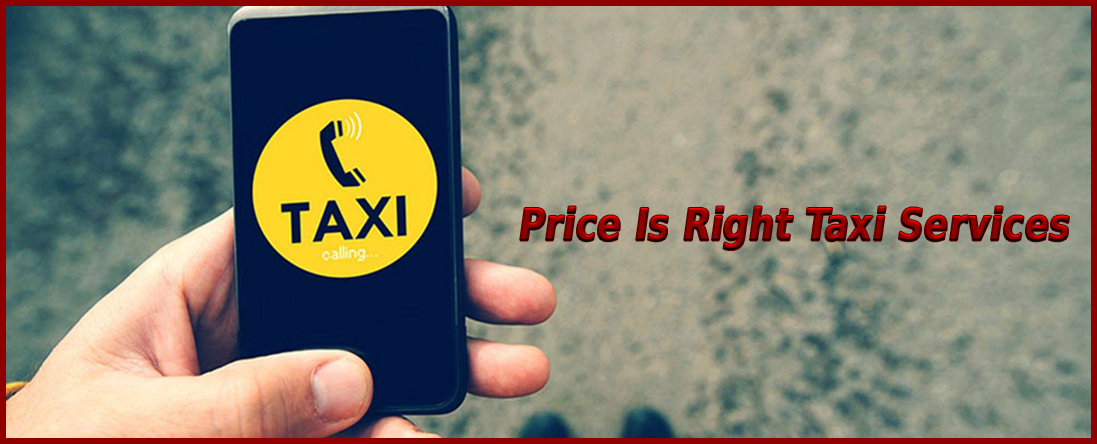 Price Is Right Taxi Services is a Taxi Company in Clearfield, UT