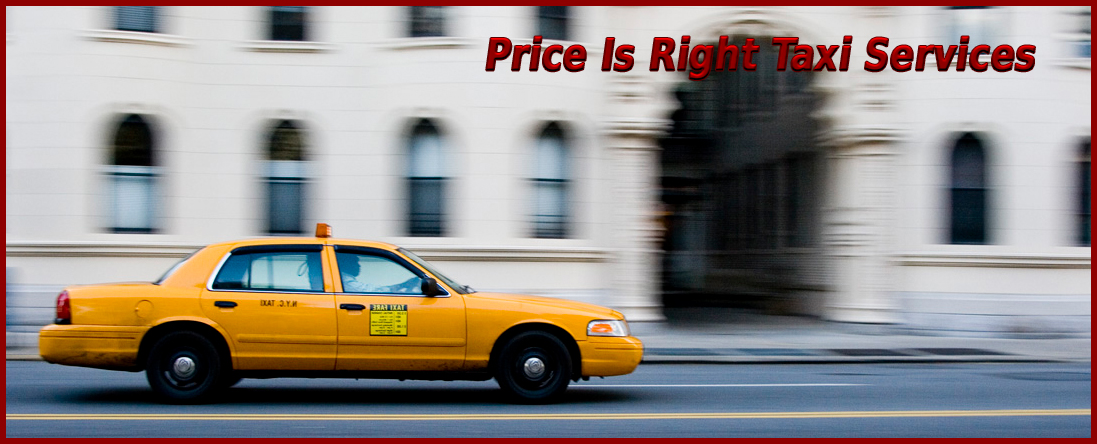 Price Is Right Taxi Services Does Taxi Delivery in Clearfield, UT