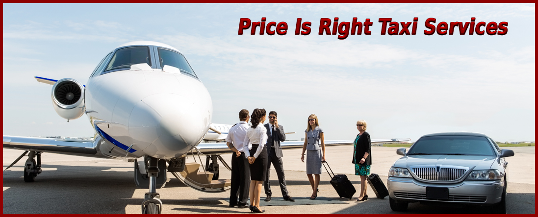 Price Is Right Taxi Services is an Airport Taxi Clearfield, UT