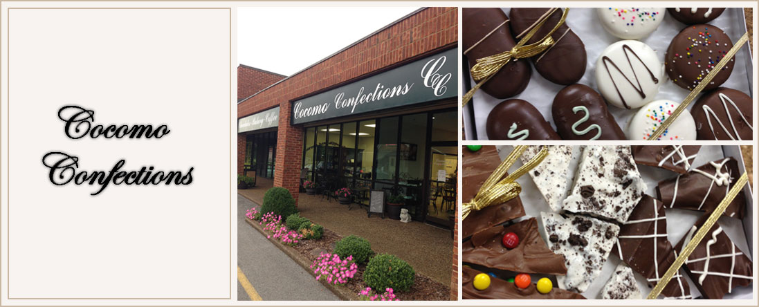 Cocomo Confections Offers Desserts in Bowling Green, KY
