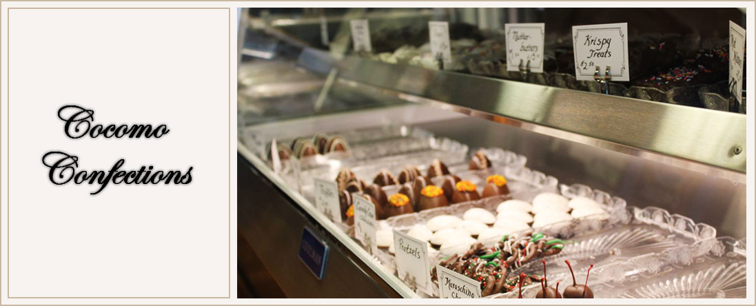 Cocomo Confections is a Bakery in Bowling Green, KY