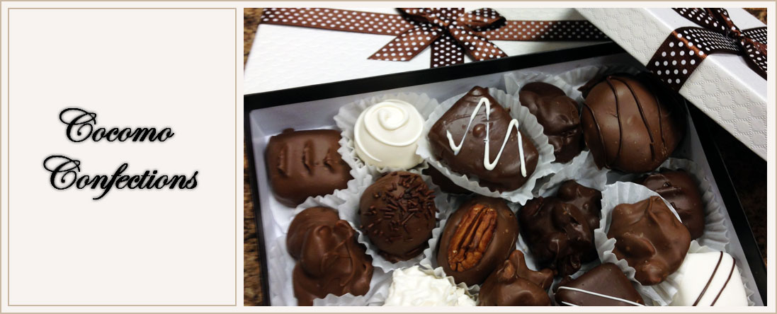 Cocomo Confections Offers Gourmet Chocolate in Bowling Green, KY