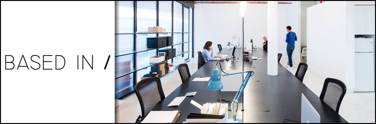 Based In is a Coworking Space in New York, NY