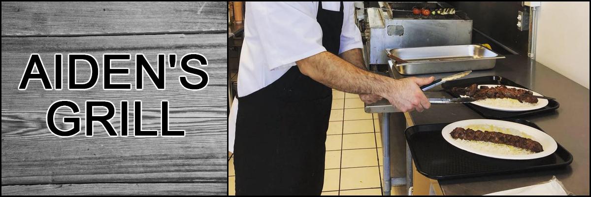 Aiden's Grill is a Persian Restaurant in La Crescenta, CA