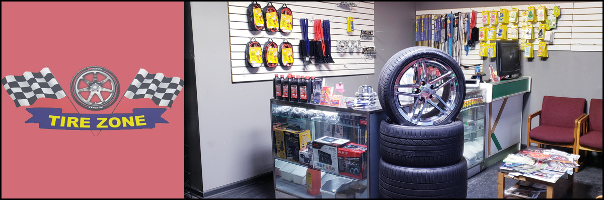 Tire Zone  is a Tire Shop in Bridgeview, IL