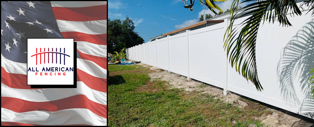 All American Fencing is a Fence Contractor in North Port, FL