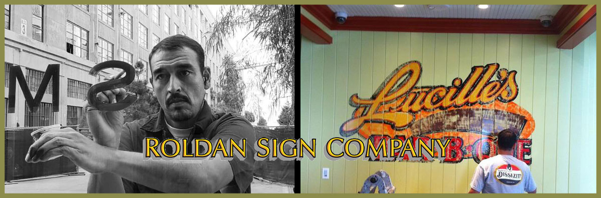 Roldan Sign Company is a Sign Company in Los Angeles, CA