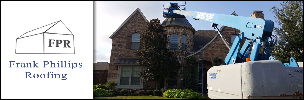 Frank Phillips Roofing is a General Contractor in Fort Worth, TX
