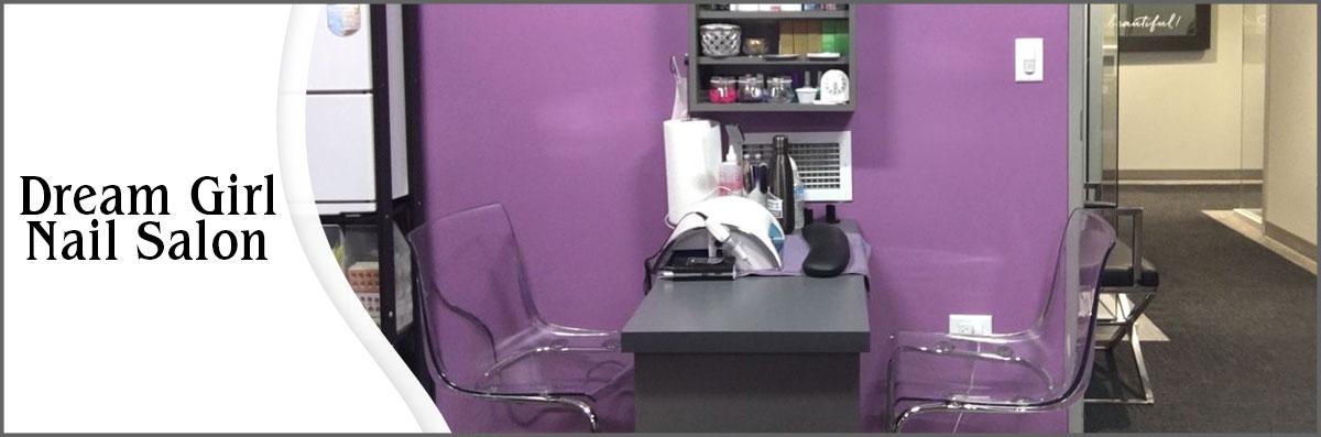 Dream Girl Nail Spa & Wax is a Nail Salon in Hoffman Estates, IL