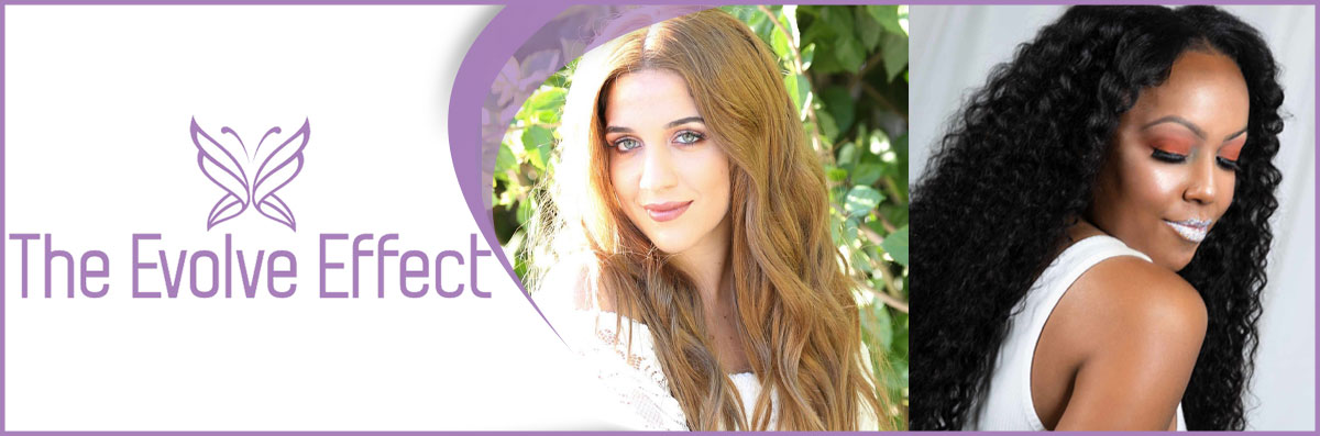 The Evolve Effect Hair Extension Studio  is a Hair Salon and Extension Store in Upland, CA