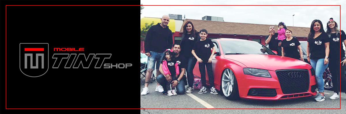 Mobile Tint Shop is a Tint Shop in Woburn, MA