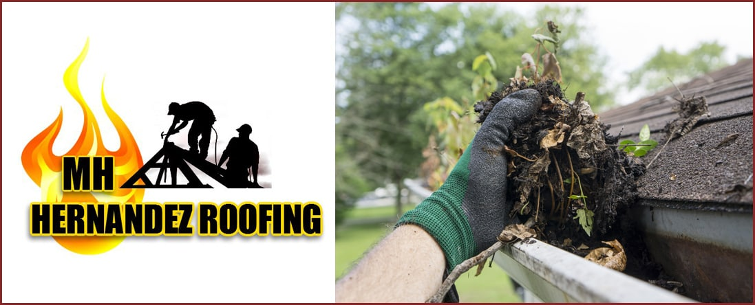 MH Hernandez Roofing Offers Gutter Cleaning in San Antonio, TX