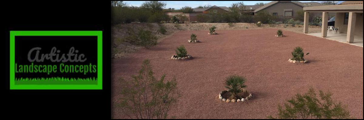 Artistic Landscape Concepts is a Landscaping Company in Tucson, AZ
