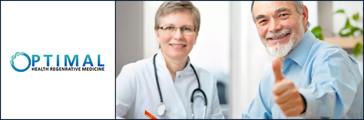 Optimal Health & Regenerative Medicine is a Stem Cell