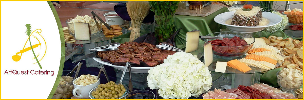 ArtQuest Catering is a Catering Company in San Diego, CA