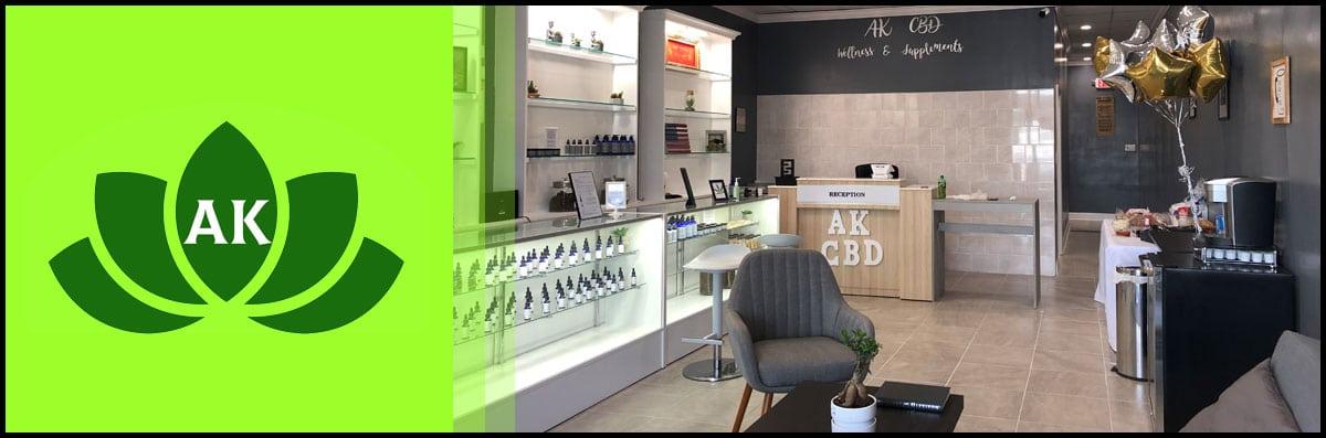 AK Wellness & Supplements LLC is a CBD Store in Southampton, PA