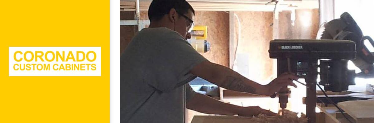 Coronado Custom Cabinets Is A Cabinet Maker In Houston Tx