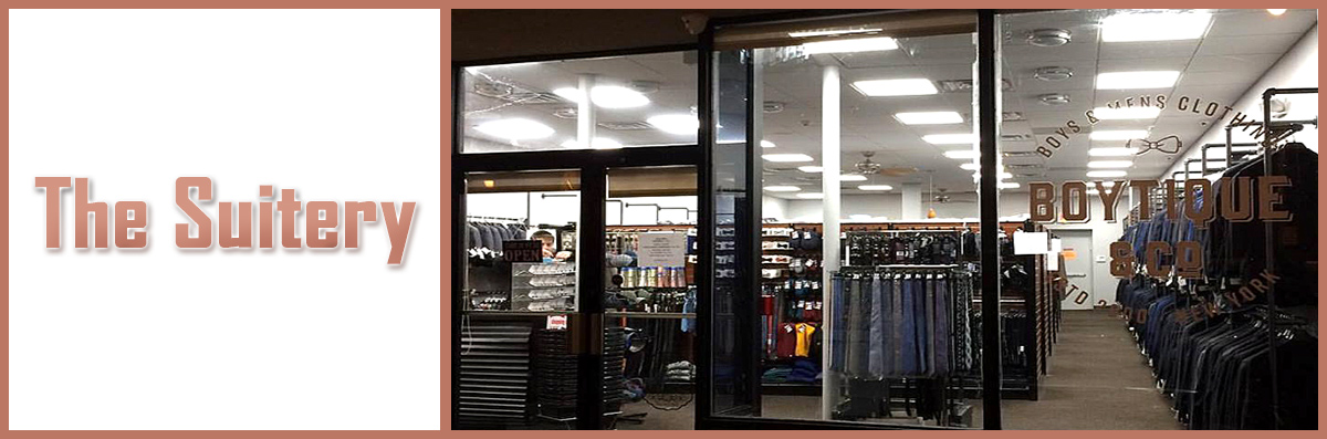 The Suitery is a Formal Wear Company in Cedarhurst, NY