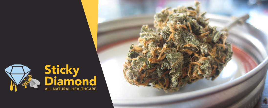 Sticky Diamond Offers Medical Marijuana Delivery in Rome, ME