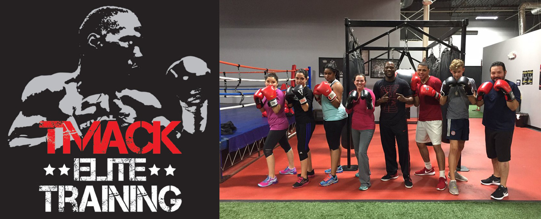 TMACK Elite Training is a Boxing Gym in Allen, TX