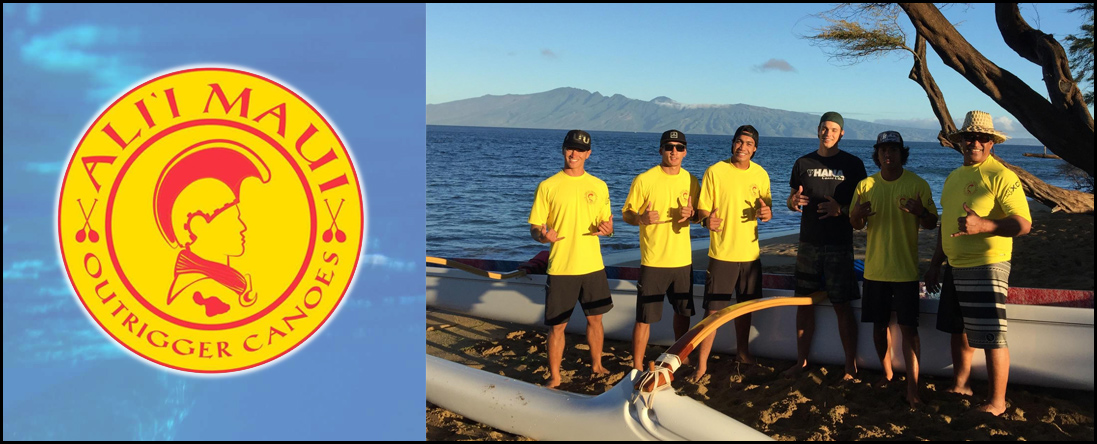 Ali'i Maui Outrigger Canoes Provides Outrigger Canoe Rentals in Lahaina, HI