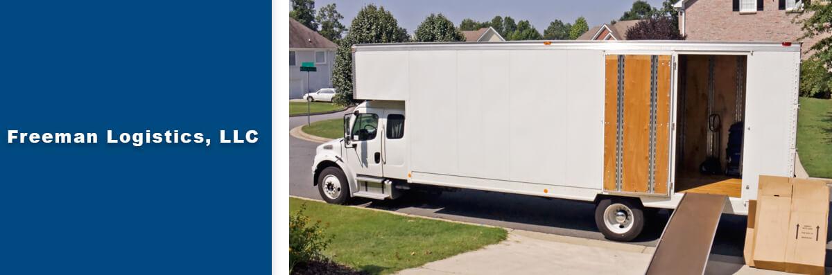 Freeman Logistics, LLC is a Moving Company in Columbus, OH