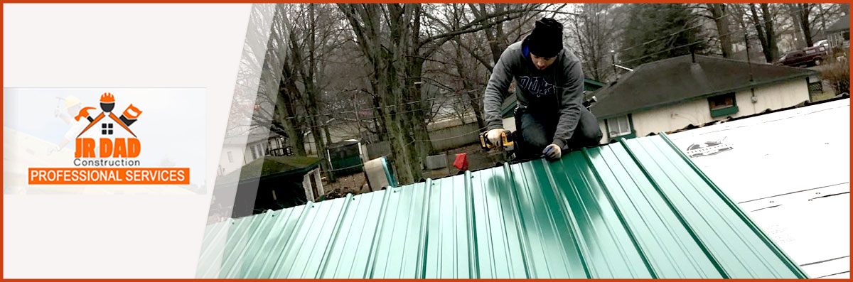 Jr Dad Construction, LLC is a Roofing & Siding Company in Indianapolis, IN
