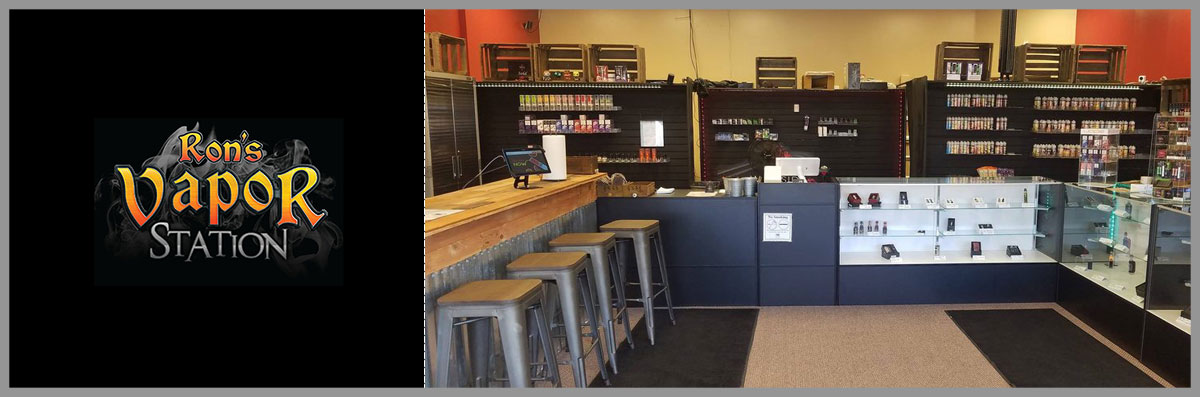 Ron's Vapor Station Lima is a Vape Shop in Lima, OH