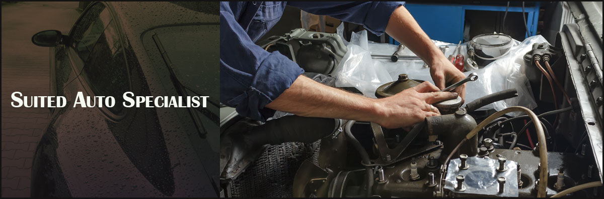 Suited Auto Specialist is a Mobile Auto Repair Company in Virginia Beach, VA