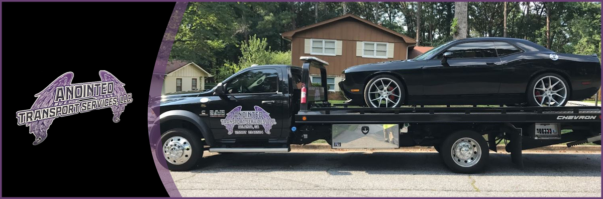 Anointed Towing  is a Towing Company in Riverdale, GA