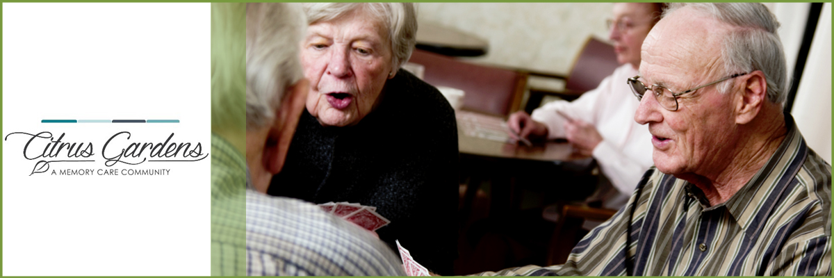 Citrus Gardens Memory Care Offers Alzheimer's Senior Home in Hemet, CA
