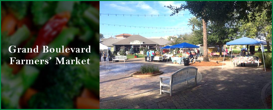 Grand Boulevard Farmers' Market is a Farmers Market in Miramar Beach, FL