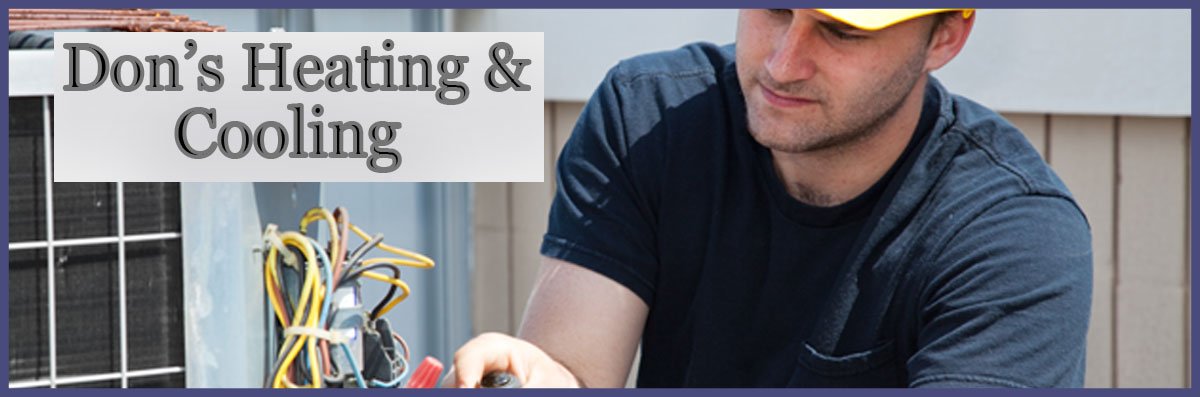 Don's Heating & Cooling is an HVAC Company in Rancho Cordova, CA