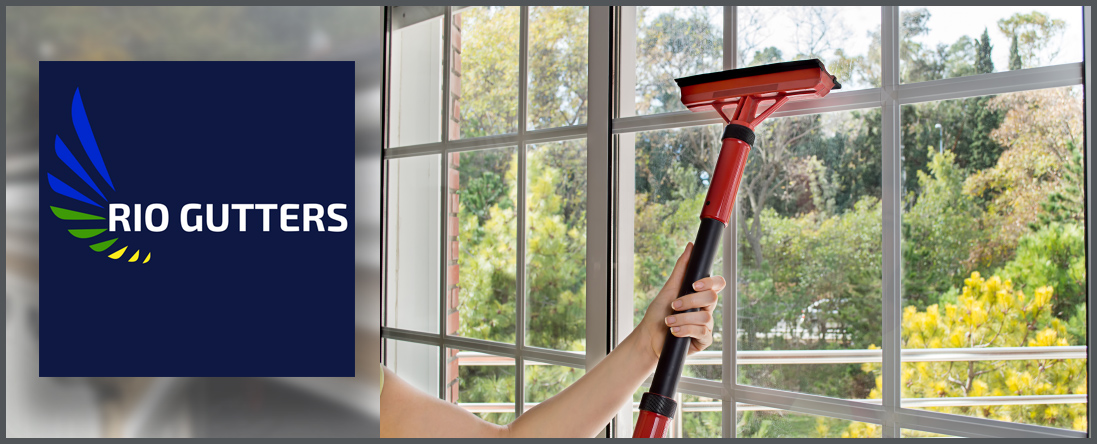 Rio Gutters Features Window Cleaning in West Hartford, CT