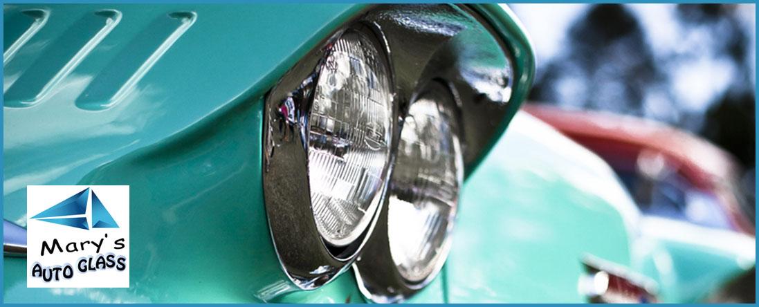 Mary's Auto Glass Provides Headlight Restoration in  El Cajon, CA