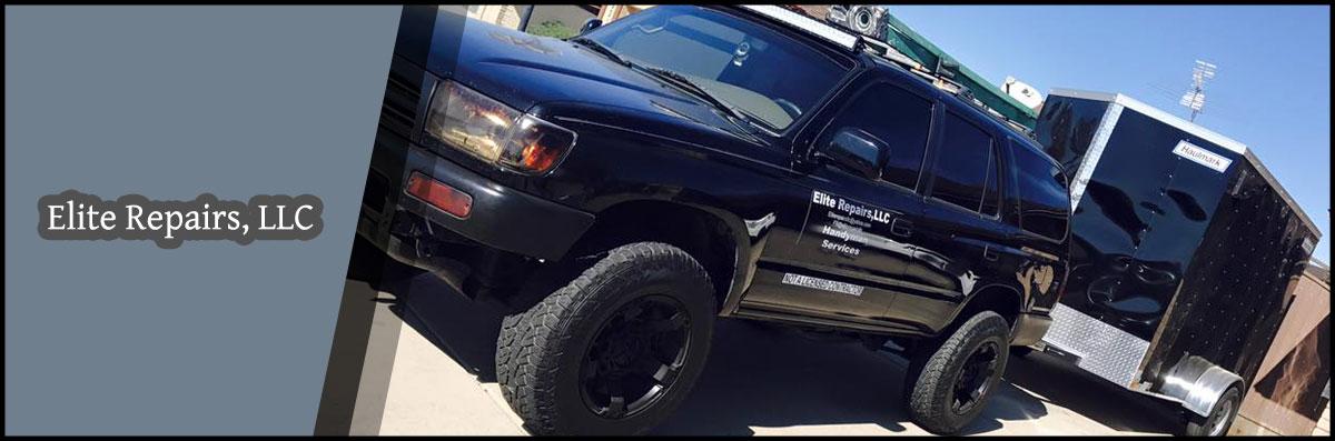 Elite Repairs, LLC is a General Contractor in Peoria, AZ