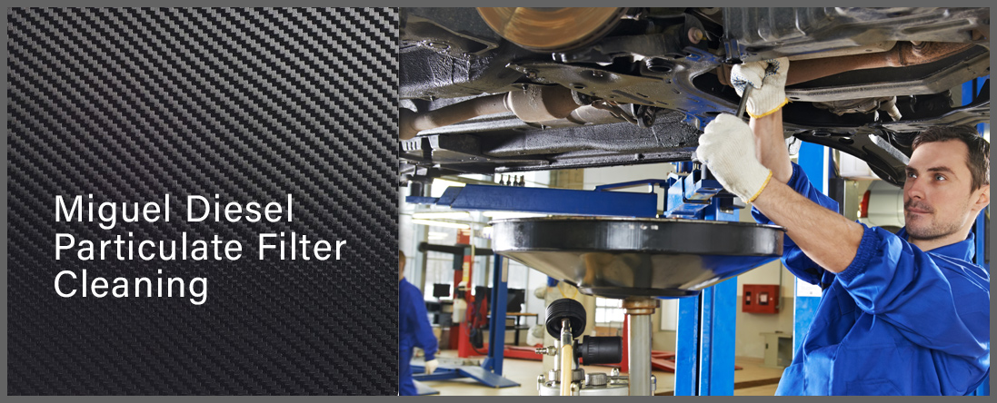 Miguel's Diesel Particulate Filter Cleaning is a Mechanic in Huntington Park, CA