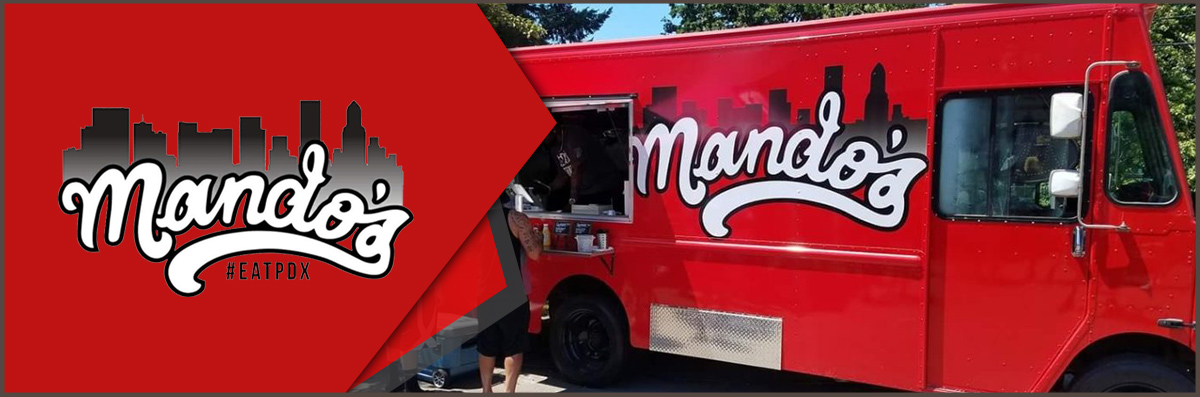 Mando's is a Food Truck in Portland, OR