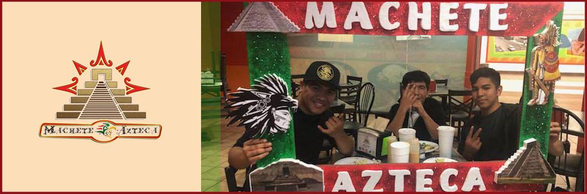 Machete Azteca is a Mexican Restaurant in Phoenix, AZ