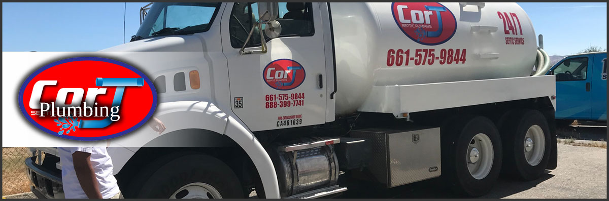 Cor J Septic Pumping Offers Septic Tank Services in Boron, CA