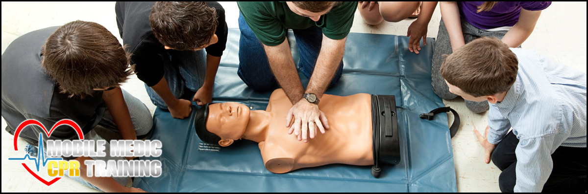 Mobile Medic CPR Training  is a Mobile First Aid Training Company in Las Vegas, NV