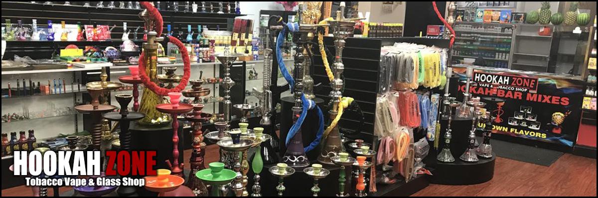 Hookah Zone Tobacco Vape & Glass Shop is a Smoke Shop in