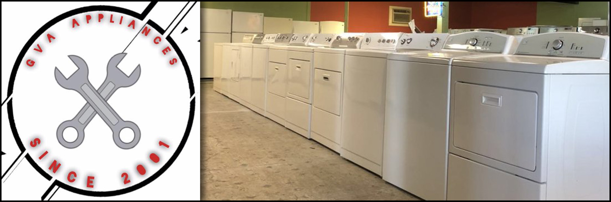 GVA Appliance is an Appliance Store in Houston, TX