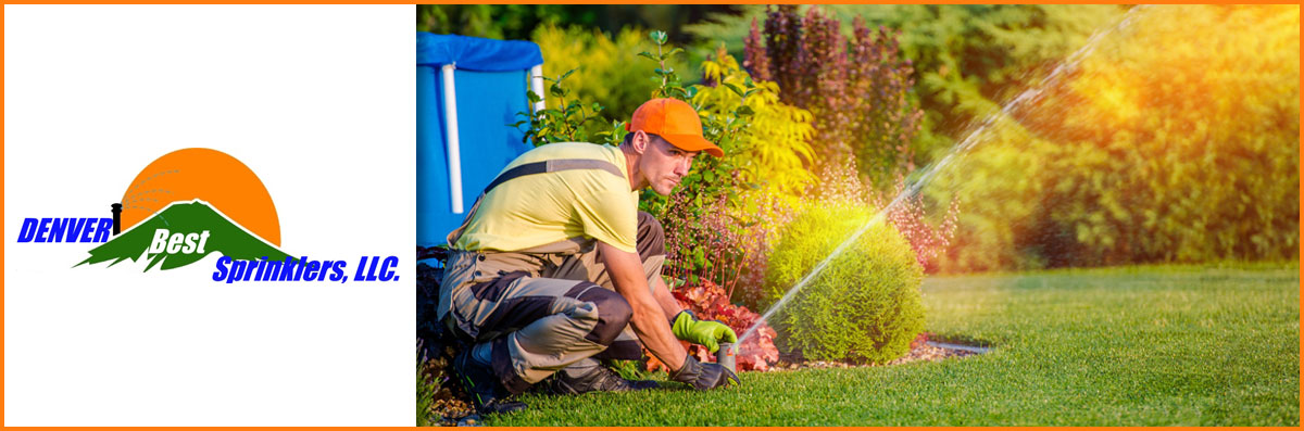 Denver Best Sprinklers, LLC. Provides Sprinkler Services in Denver, CO